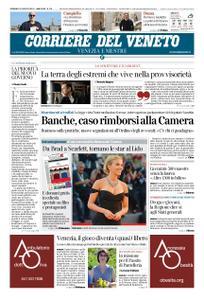 Corriere del Veneto Venezia e Mestre – 25 agosto 2019