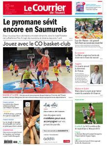 Le Courrier de l'Ouest Angers – 26 avril 2021