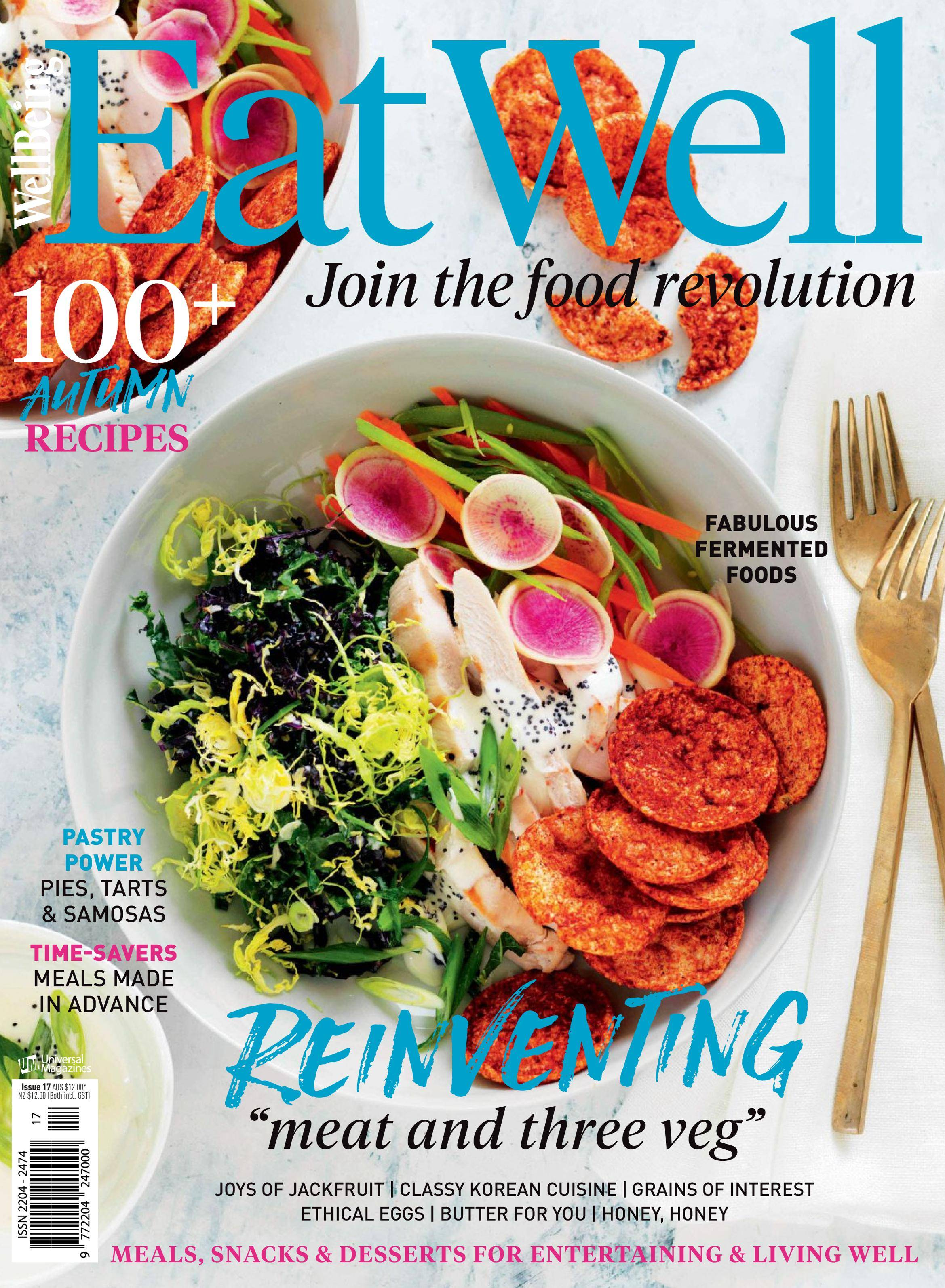 Eat Well - March 2018