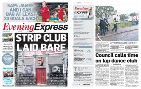 Evening Express – July 05, 2019