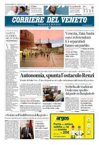 Corriere del Veneto Padova e Rovigo – 03 dicembre 2019