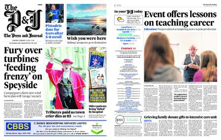 The Press and Journal Moray – February 21, 2019