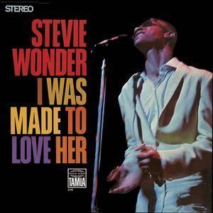 Stevie Wonder - I Was Made To Love Her (1967/2016) [Official Digital Download 24-bit/192 kHz]