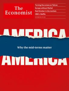 The Economist Latin America – 03 November 2018