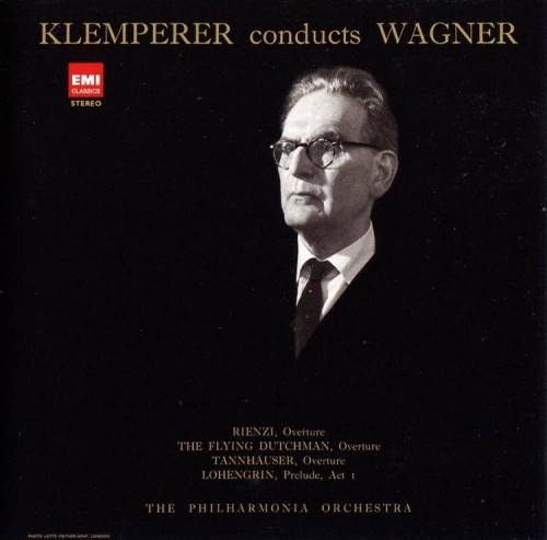 Otto Klemperer, Philharmonia Orchestra - Klemperer conducts Wagner (2012) SACD ISO + Hi-Res FLAC