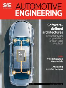 Automotive Engineering - May 2021