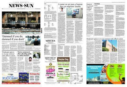 Lake County News-Sun – September 19, 2018