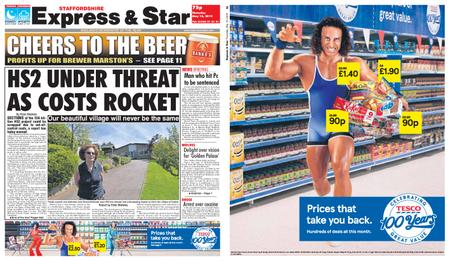 Express and Star Staffordshire Edition – May 16, 2019
