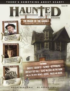 Haunted Magazine – April 2018