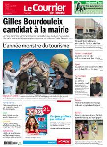 Le Courrier de l'Ouest Cholet – 14 janvier 2020