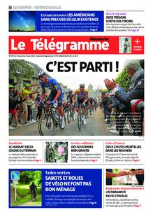 Le Télégramme Ouest Cornouaille – 27 juin 2021