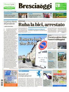 Brescia Oggi - 6 Luglio 2019