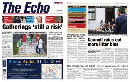 Evening Echo – April 27, 2021