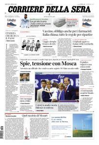 Corriere della Sera - 1 Aprile 2021