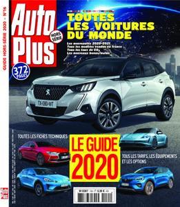 Auto Plus Hors-Série Guide  - décembre 2019