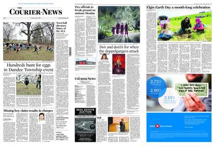 The Courier-News – April 07, 2019