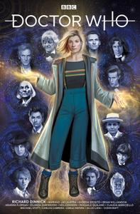 Doctor Who - The Thirteenth Doctor 000 - The Many Lives of Doctor Who (2018) (5 covers) (digital) (Minutemen-Bookworm