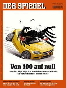 Der Spiegel - 26 Oktober 2019