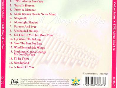 VA - Pan Pipe - I Will Always Love You - 1996
