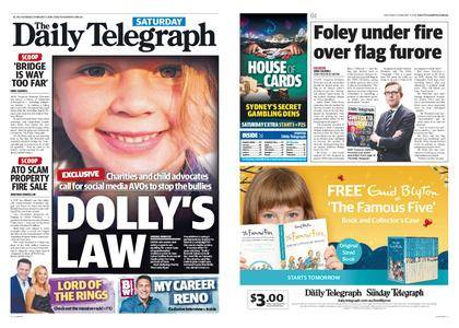 The Daily Telegraph (Sydney) – February 03, 2018