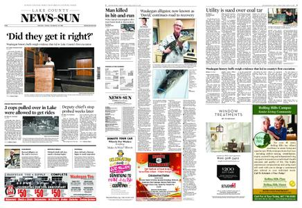 Lake County News-Sun – October 13, 2018