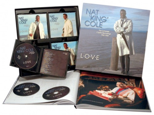 Nat King Cole - L.O.V.E : The Complete Capitol Recordings 1960-1964 (2006) (11 CDs Box Set)