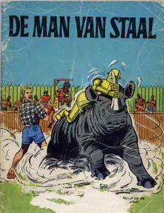 Archie De Man Van Staal - 03 - Jacht Op De Schat Andere scan