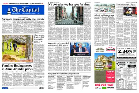 The Capital – March 23, 2020