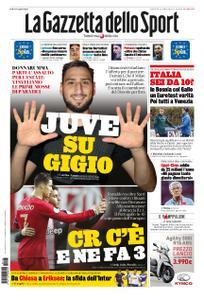 La Gazzetta dello Sport Bergamo – 15 novembre 2019