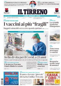 Il Tirreno Livorno - 6 Marzo 2021