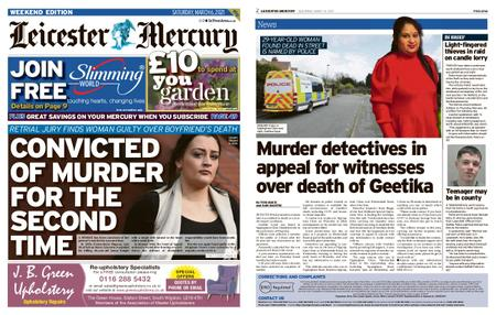 Leicester Mercury – March 06, 2021