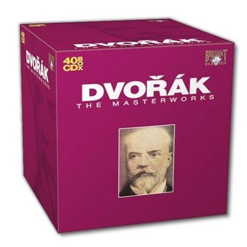 Antonin Dvorak - The Master works (40 CD)