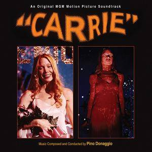 Pino Donaggio - Carrie. Complete Score (Encore Edition). Original Soundtrack (2013/1976)