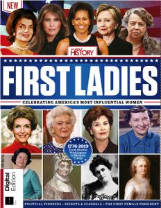 All About History: First Ladies (1st Edition, 2019)