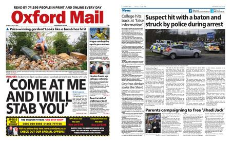 Oxford Mail – July 09, 2019
