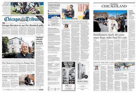 Chicago Tribune – October 07, 2019