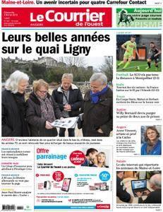 Le Courrier de l'Ouest Angers - 04 février 2018