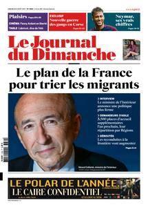 Le Journal du Dimanche - 06 août 2017