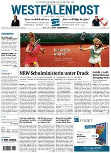 Westfalenpost Wetter - 14. Juni 2019