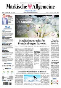 Märkische Allgemeine Prignitz Kurier - 25. Februar 2019