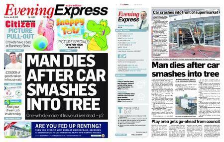 Evening Express – July 30, 2018