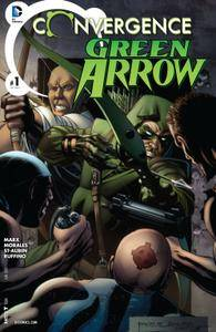 Convergence - Green Arrow 001 2015 Digital