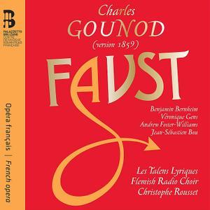 Christophe Rousset, Les Talens Lyriques - Gounod: Faust (2019)