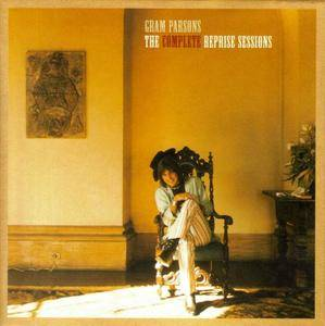 Gram Parsons - The Complete Reprise Sessions (2006) {3CD Box Set, Reissue, Remastered}