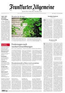 Frankfurter Allgemeine Zeitung - 8 Mai 2020