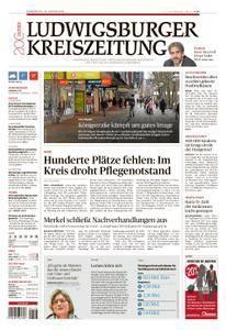 Ludwigsburger Kreiszeitung - 18. Januar 2018