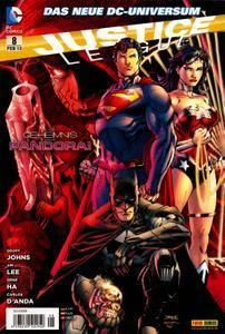 Justice League 08