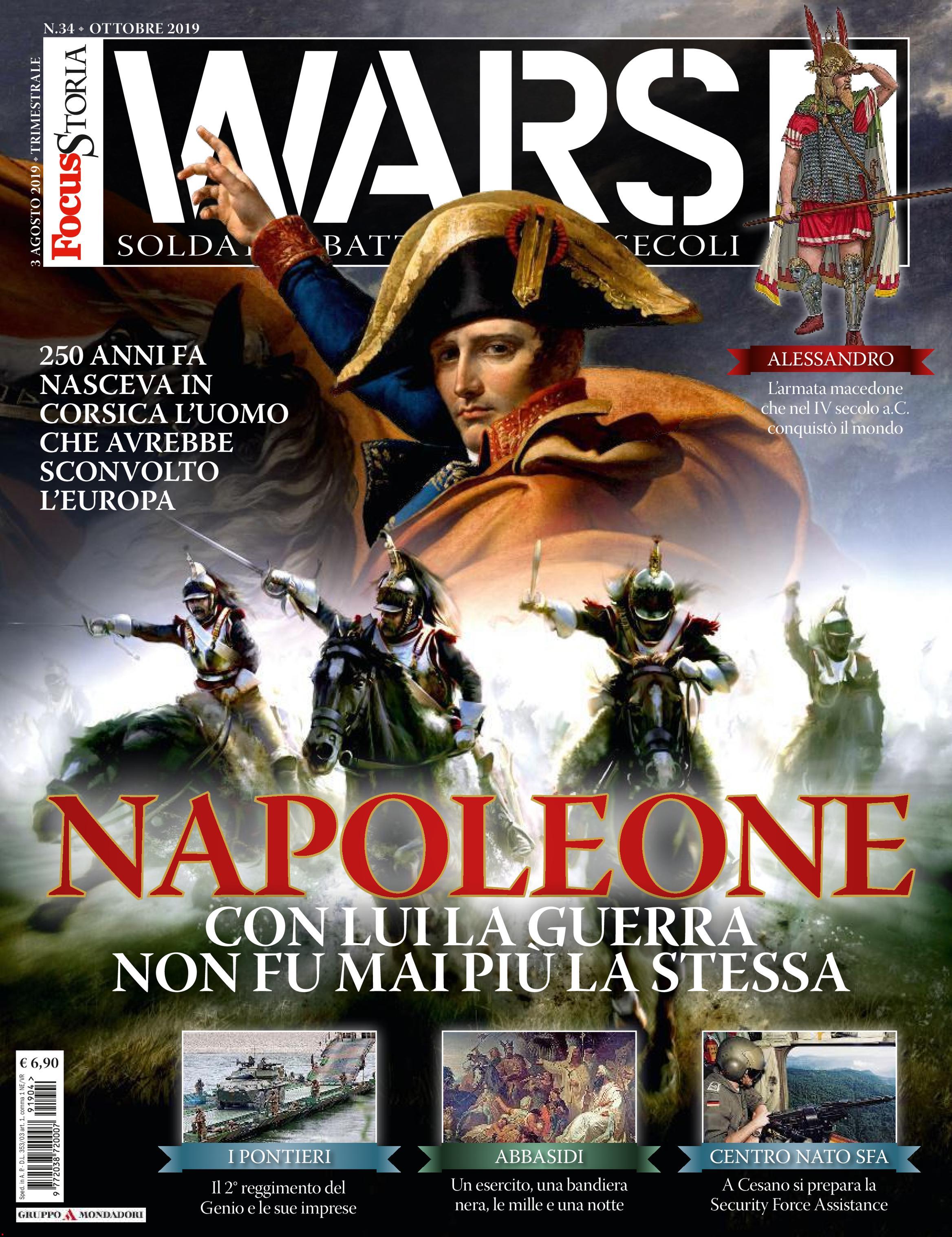 Focus Storia Wars - Ottobre 2019
