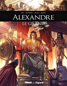 Ils ont fait l'Histoire - Tome 28 - Alexandre le Grand (2018)