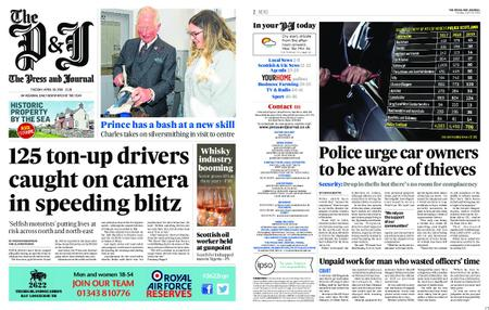 The Press and Journal Moray – April 30, 2019